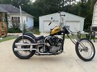 1947 Harley-Davidson EL  1947 Harley Davidson Knucklehead