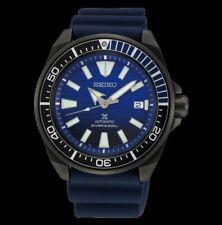 Seiko SE Save the Ocean Dark Samurai 200M Diver's Men's Watch