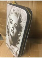 MARILYN MONROE BIG WALLET PURSE BAG GIFT NEW ARRIVAL GOOD QUALITY VINTAGE