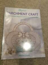 Martha Ospina PERGAMANO PARCHMENT CRAFT over 15 original projects plus design id