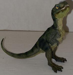 Papo Dinosaur Green Baby T-Rex Tyrannosaurus Rex EUC