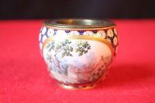 Encrier ? en porcelaine de SEVRES 18ème siècle