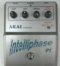 Used! AKAI Intelliphase P1 Guitar Effect Pedal