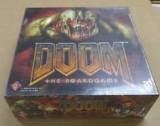 DOOM the Boardgame 1st edition Sealed  (2004) - out of print