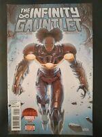 The INFINITY GAUNTLET #5 (2015 MARVEL Comics) - VF/NM Comic Book - Secret Wars
