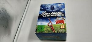 Jeu Nintendo Wii Xenoblade Chronicles complet Edition Collector