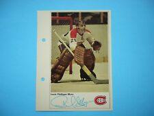 1971/72 TORONTO SUN NHL ACTION HOCKEY PHOTO PHIL MYRE ROOKIE SHARP!! 71/72 TS