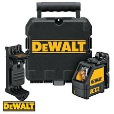 DEWALT DW088K Horizontal and Vertical Self-Leveling Line Laser