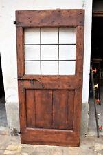 door antique  porta antica  RESTAURATA  grata ferro  RUSTICO cantina