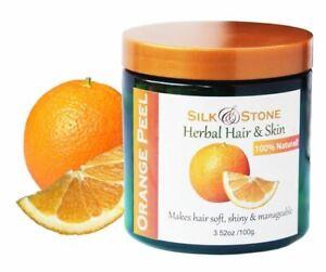 100% Pure Orange Peel Powder