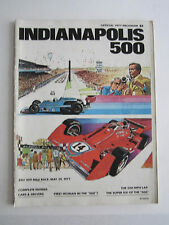 1977 INDIANAPOLIS 500 CAR RACING SOUVENIR PROGRAM - BOX BPR-2