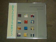 Brian Eno More Music For Films Japan Mini LP