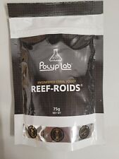 Polyplab Reef Roids Coral Food And Nutritional Supplement 75 grams - Fish