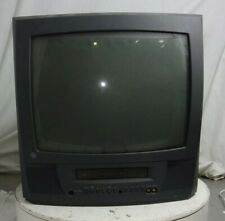 "GE 19TVR62 19"" CRT Television/VCR Combo SEE NOTES"
