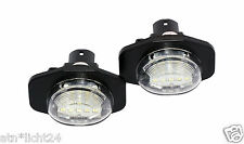 LED SMD Kennzeichenbeleuchtung Modul LED SMD CAN-Bus Corolla E14 E15 Auris