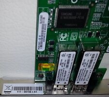 NetApp X1128A-R6 111-00156 Adapter 2-Port Fcp Target 4Gb Pci-e 111-00156+A1