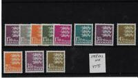 LOT 1701 SCOTT 395 // 502 DENMARK STAMPS MNH