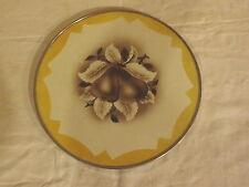 alte Kuchenplatte, 30´er Jahre, Birnen           -131