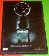 THE RING 2 / LA SEÑAL 2 - English Español - DVD R2 - Precintada