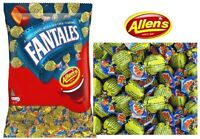 Allens Fantales 1kg Halloween Candy Buffet Party Favors Sweets Bulk Lollies