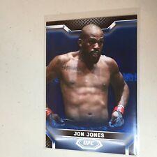 F50558 2020 Topps UFC Knockout Blue /75 Jon Jones