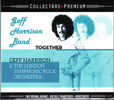 GEFF Harrison nastro together Remastered 2cd NUOVO OVP/SEALED