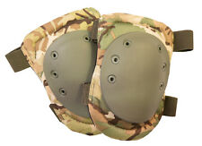 Kombat BTP Army hard shell elasticated knee pads BTP compliments MTP / Multicam