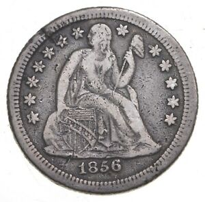1856-O Seated Liberty Dime - Walker Coin Collection *198