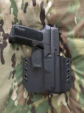Black Kydex SIG SP2022 2022 Holster