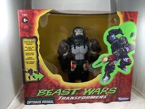 OPTIMUS PRIMAL Transformers Beast Wars Walmart Exclusive Kenner Reissue 2021
