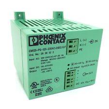 PSU CM125-PS-120-230AC/24DC/5/F Phoenix Contact 29-39-52-2