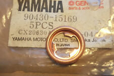 YAMAHA XVS1100  XV 750 1000 1100 VIRAGO  GENUINE OIL PUMP GASKET - # 90430-15169