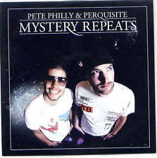 PETE PHILLY & PERQUISITE - rare CD Single - UK - Acetate