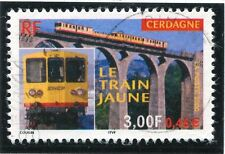 TIMBRE FRANCE OBLITERE N° 3338 TRAIN JAUNE DE CERDAGNE