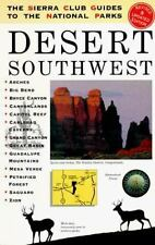 NEW - The Sierra Club Guides to the National Parks of the Desert Southwest