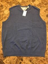 "NEW Mens XL Adidas Golf Adipure Sweater Vest ""Rapume"""