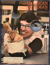 Vintage Magazine American Rifleman, SEPTEMBER 1977 !!!LEE-METFORD .303 RIFLE!!!