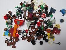 Lego Job Lot Over 100 Minifigure  Accessory Parts Body Head Hair & More Set 5