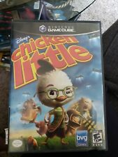 Disney's Chicken Little (Nintendo GameCube, 2005) Tested Working no manual