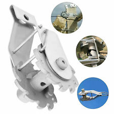 24* Electric In-Line Fence Wire Strainer Tensioner Sturdy Farm Strainer Silver