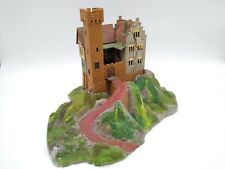 Faller Castle with Base - N Scale - Good Condition