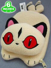 6'' Inuyasha Kirara Wallet Purse Plush Anime Stuffed Animal Game Toy INWL9001