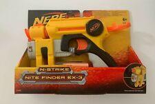 NEW NERF N-STRIKE, NITE FINDER EX-3, HASBRO, BRAND NEW IN BOX