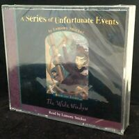 A Series Of Unfortunate Events Lemony Snicket. Audio Book 3 x CDs  New Sealed