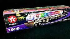 "Texaco Toy Tanker Truck #3 ""Olympic Games Toy Tanker"" 1996 Edition (NIB)(MIB)"