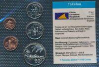 Tokelau-Islands 2012 UNC coin set 2012 1 cent until 20 cent (9030678