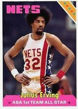 JULIUS ERVING ABA 1ST TEAM ALL STAR ACEO ART CARD ### BUY 5 GET 1 FREE ###