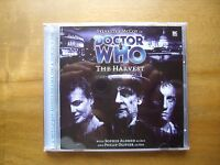 Doctor Who The Harvest, 2004 Big Finish audio book CD