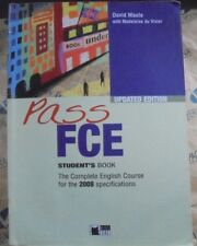 PASS FCE STUDENT' S BOOK UPDATED EDITION - DAVID MAULE - BLACK CAT CIDEB