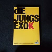EXO K DIE JUNGS KPOP PHOTO ALBUM BOOK